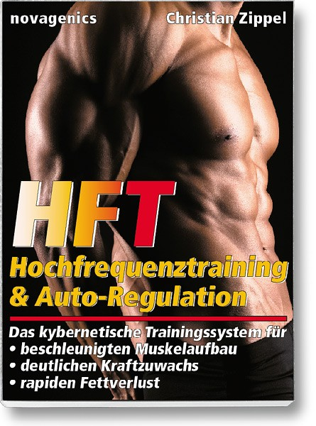 Buchcover – HFT: Hochfrequenztraining (Christian Zippel)